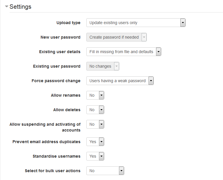 Moodle_upload_settings