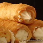 Cream rolls – buttery, flaky and creamy