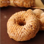 Maple glazed apple cinnamon mini bundt cake – fall memories