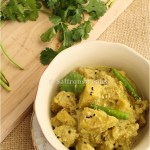 Aloo posto and why a bengali girl can not be a vegetarian !