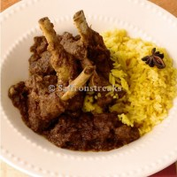 Calcutta Mutton Chaap