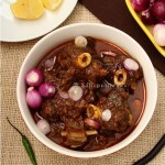 Mutton do pyaza – soaked in memories !!