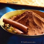 Bengali garam masala spice blend – for whom the flavors comes first