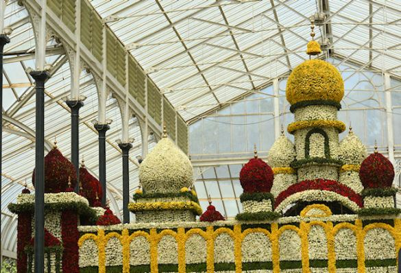 lal bagh flower show bangalore