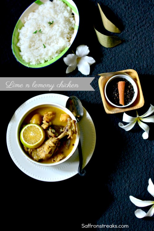 lime lemon chicken soup recipe