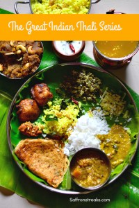 south indian lunch menu full course