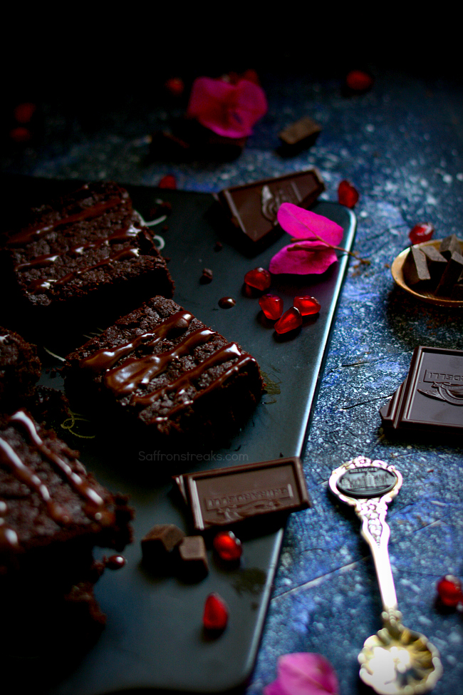vegan gluten free chocolate beetroot brownie recipes
