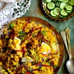 Indian Chicken Pulao / Tahari – That One Pot Wonder & A Life Saviour