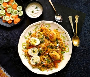 Malabar egg biryani recipe