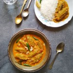 Potoler (Parwal) Malai Curry /Bengali  Pointed Gourd  Recipe