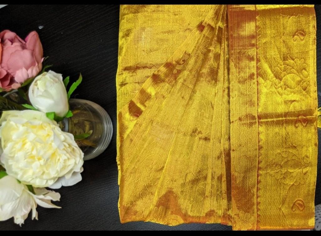 Sudrapes saree and lehenga draping