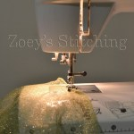 Zoey's stitching and alterations
