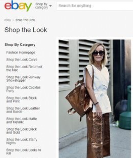 ebay shop the look saffy dixon