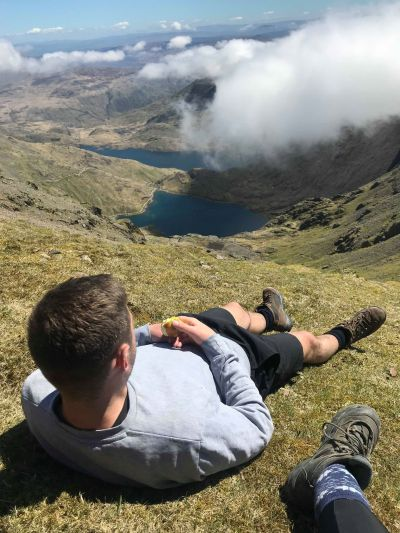 what to expect when climbing snowdon