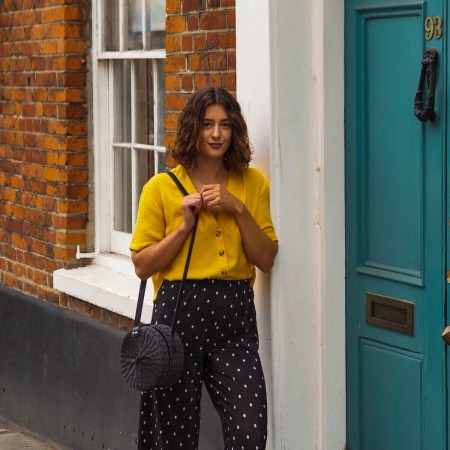 saffy dixon on adulting and odd socks wearing new look and primark