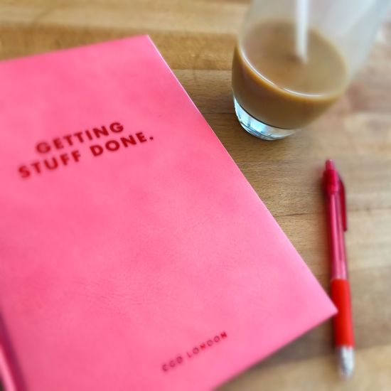 The Ultimate guide to 'getting stuff done' when you're lacking time & motivation