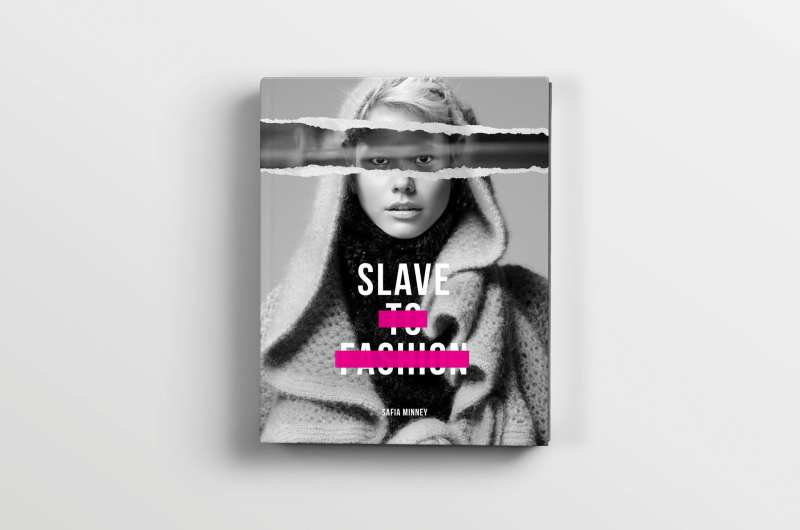 Book Cover Slave to FASHION