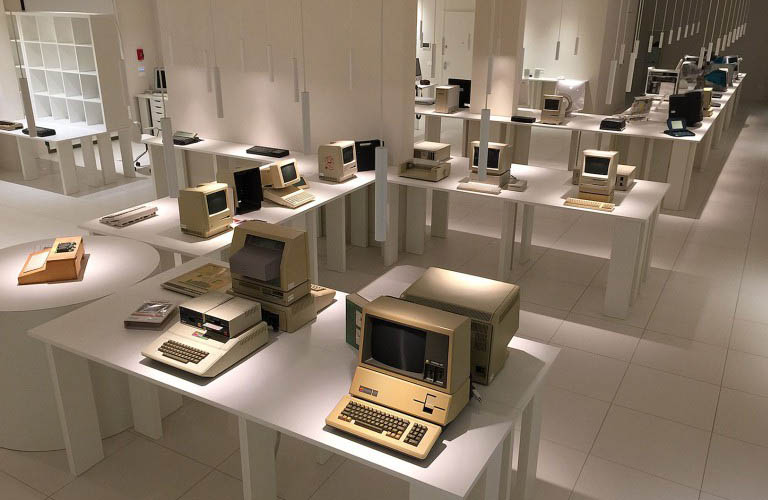 Smithsonian Computer Library