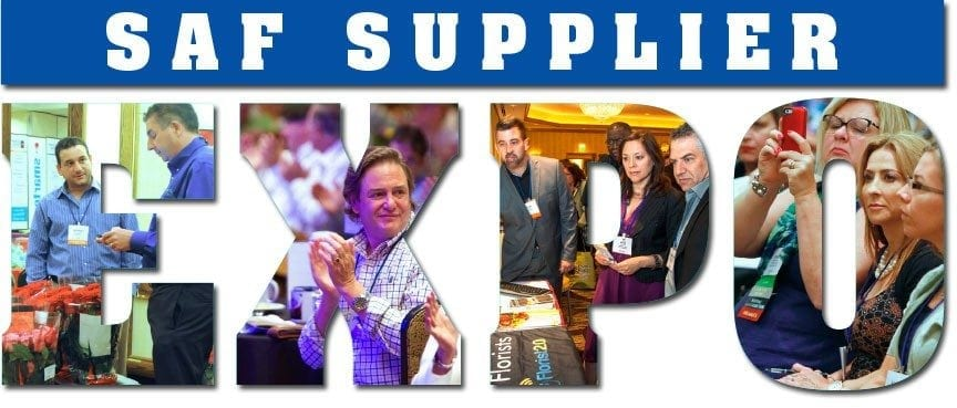 SAF supplier expo graphic