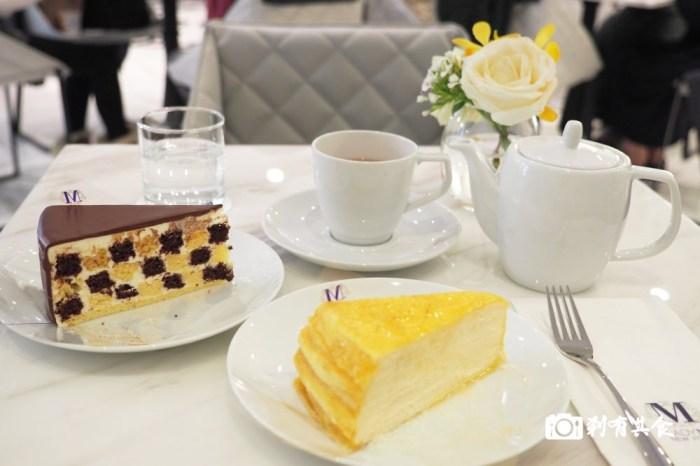 Lady M   台北美食 紐約神級夢幻千層蛋糕,台北旗艦店內用與排隊建議(含菜單全價目表)