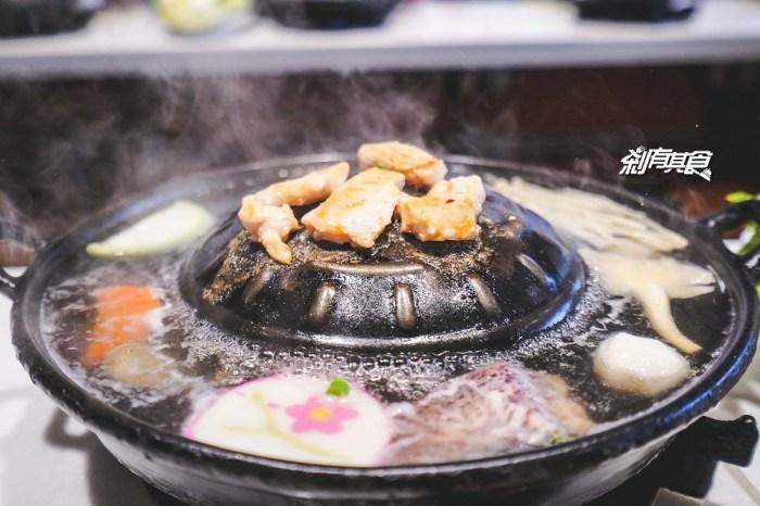 漢家園   台中昌平路美食 韓式燒烤鍋 火鍋燒烤兩吃 20多年老店新裝潢 (菜單)