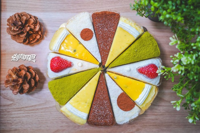 2度C Ni Guo 逢甲店   台中逢甲美食 好吃手工千層蛋糕 輕乳酪彌月蛋糕 母親節蛋糕首選