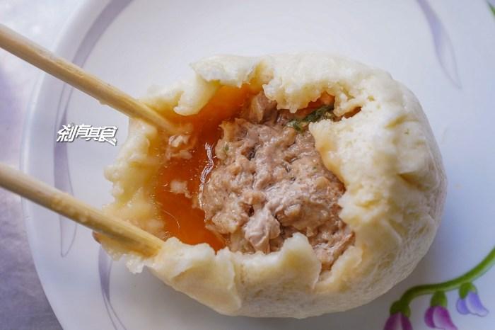 天津苟不理湯包 (信義街無名湯包) | 台中東區美食 超大顆噴汁湯包 根本肉餡游泳池