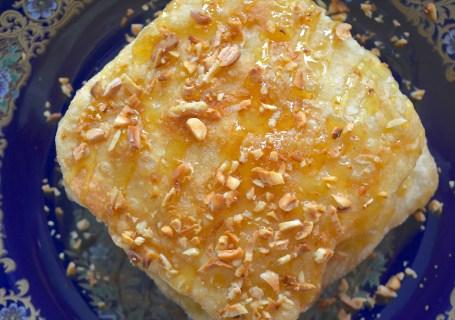 Morrocan pancake rgaif rghaif blog safranaargana