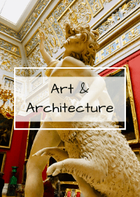 art and architecture St. Petersburg Russia