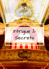 Intrigue and secrets St. Petersburg Russia