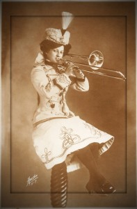 New York Lady Trombone tst