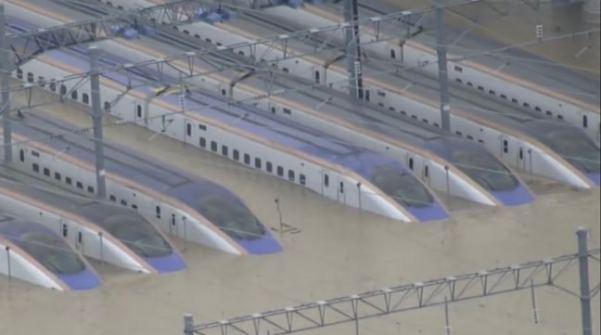 「北陸新幹線 水没」の画像検索結果