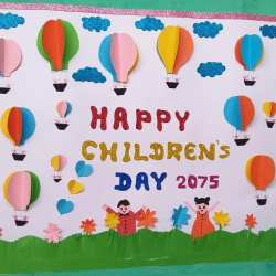 Children's Day 2075