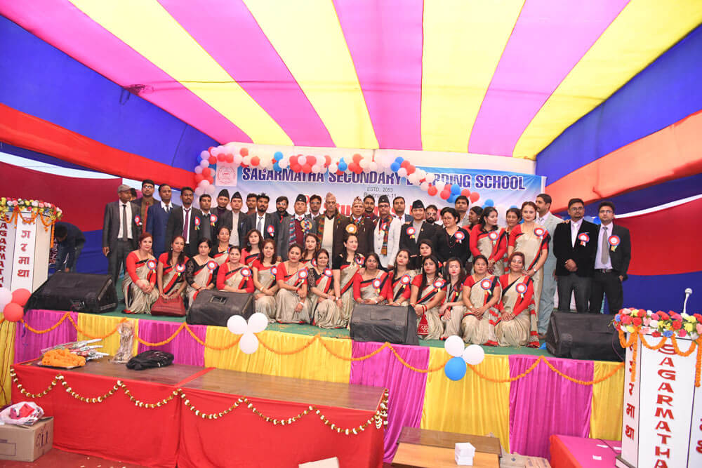 22nd Student's Day & Annual Programme – 2075