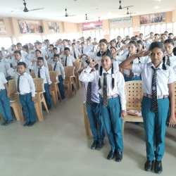 Scouting has been started in Sagarmatha Boarding School