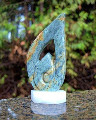 natural soapstone,abstract sculpture