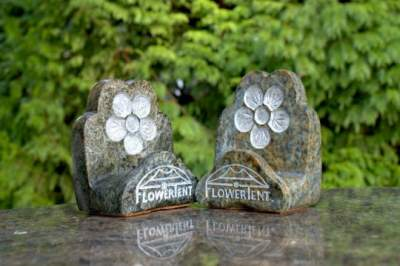 stone display custom