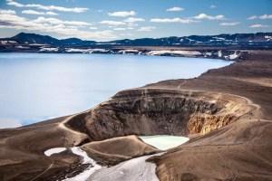 Askja Caldera & Víti Crater