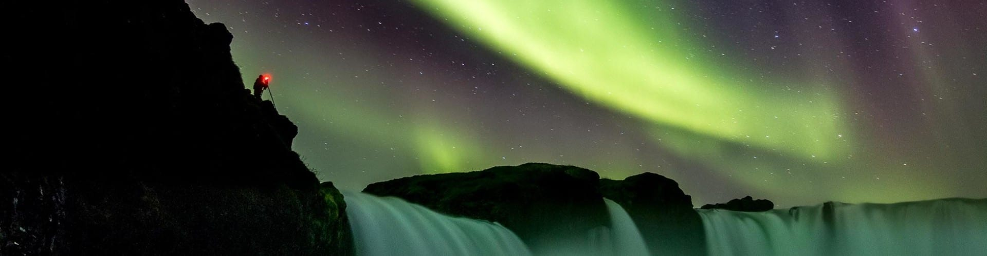 Northern Lights Akureyri Tonight