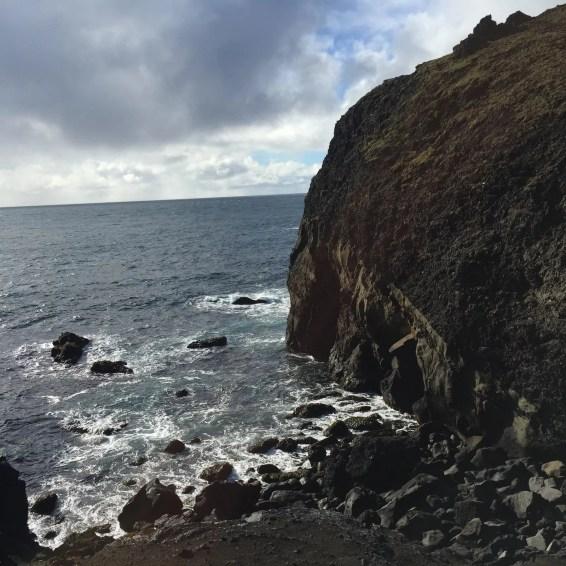 Cliffs of Reykjanes
