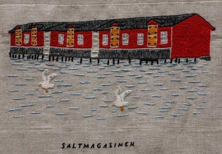 Saltmagasinen