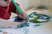 Painting With Tempra Paint (4 of 22)