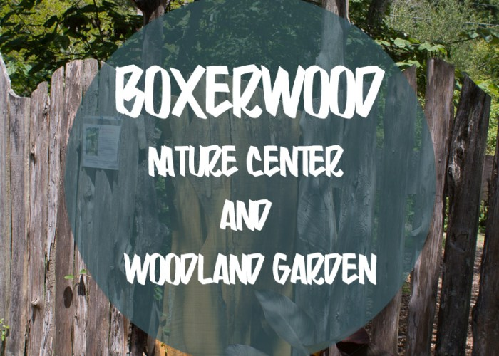 Boxerwood Nature Center and Woodland Garden