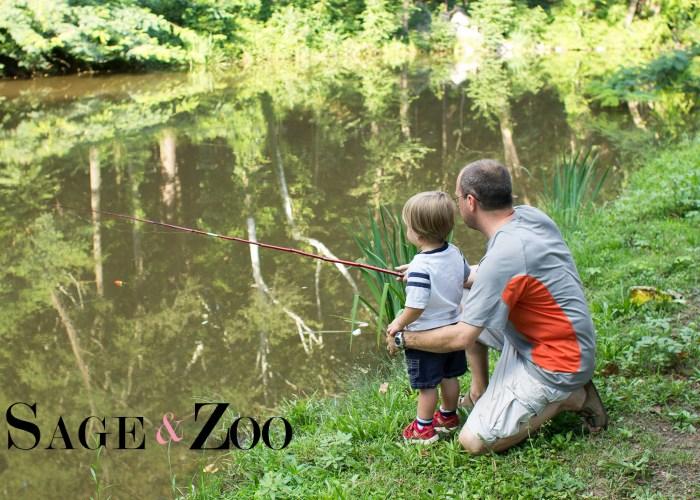 First Fishin' Trip