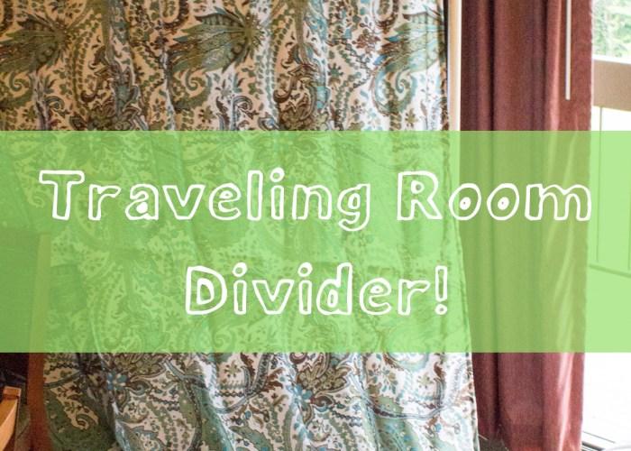 Traveling Room Divider