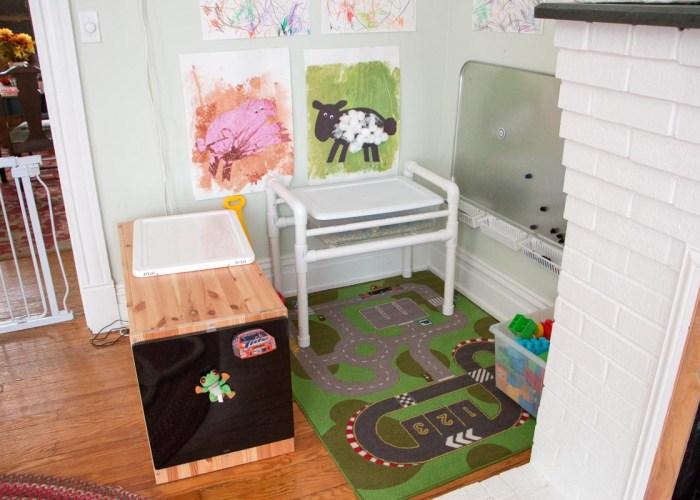 Playroom and beyond