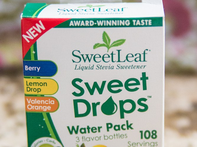 SweetLeaf Product Review