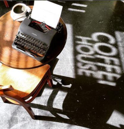 Typewriter & Coffee (2)