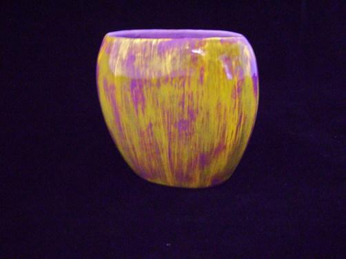 Mini Envelop Vase - Purple Sun