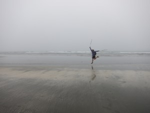 Meeting the ocean on the BFT